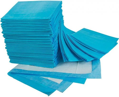 Sheets Disposable Incontinence Bed Pad Non-Woven Waterproof Absorbent Under Pads for Home Hospital