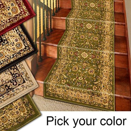 Marash Luxury Collection 25' Stair Runner Rugs Stair Carpet Runner
