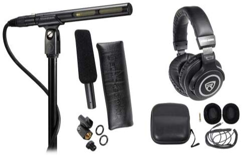 Audio Technica AT875R Short Shotgun Condenser Microphone