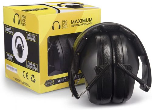 Pro for Sho 34 DB Safety Ear Protection
