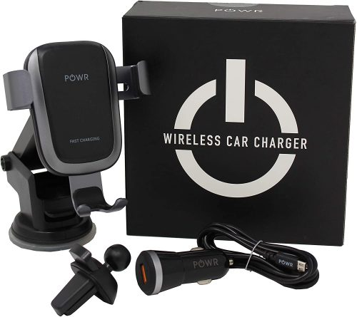 Powr Fast Wireless Car Charger