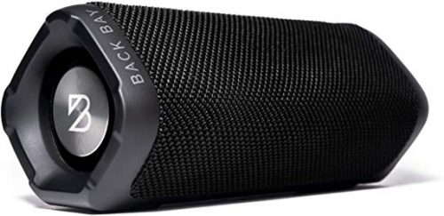 Back Bay Wireless Bluetooth Shower Speaker with 24-Hour Battery Life