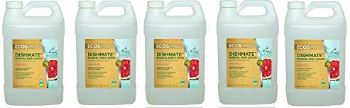 Earth Friendly Proline Dishmate Grapefruit Ultra-Concentrated Liquid Dishwashing Cleaner
