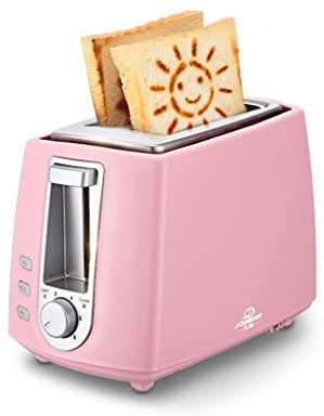2-Slice Wide-Slot Toaster with Stainless Steel Liner
