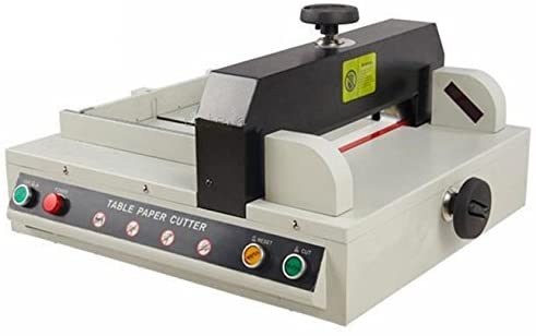 CGOLDENWALL Heavy Duty A4 Electric Paper Cutter