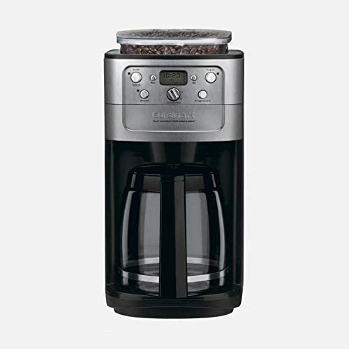 Cuisinart DGB-700BC Grind-And-Drip 12-Cup Automatic Coffeemaker