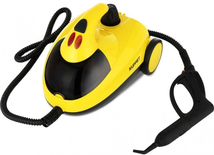 KUPPET Steam Cleaner with Various Accessories