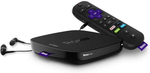 HD/HDR Streaming media player.