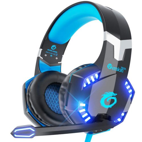 Beexcellent USB Gaming Headset for PC