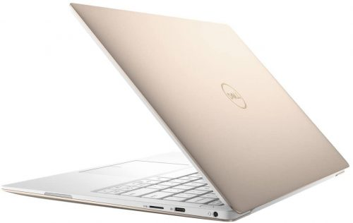"""2019 Dell XPS 9370 13.3"""" 4K UHD Multitouch Thin"""