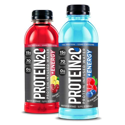 Protein2o Low-Calorie Whey Protein Drink.