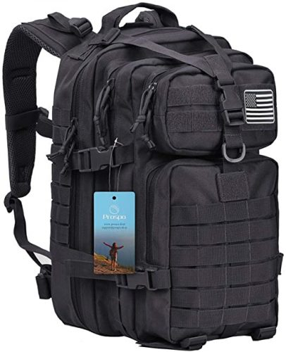 Prospo 40L Fishing Backpack Military Tactical Assault Daypack