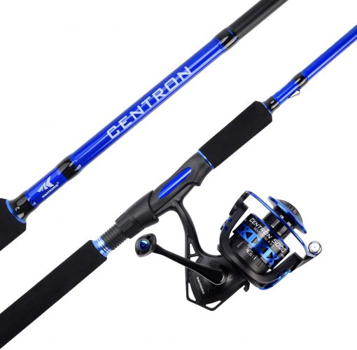 KastKing Centron Spinning Reel – Fishing Rod Combo