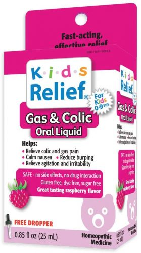 Kids Relief Gas and Colic Oral Solution
