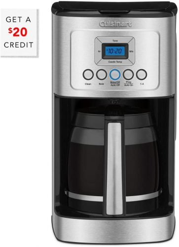 Cuisinart DCC 3200 Perfect Temp 14-Cup Drip Coffeemaker