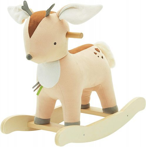 Labebe Baby Rocking Horse Plush