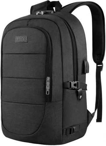 AMBOR Travel Laptop Backpack