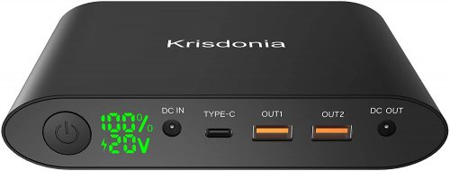 Krisdonia Laptop Power Bank 25000mAh