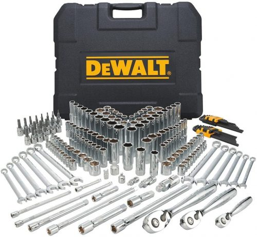 DEWALT Mechanics Tools Kit 204-Piece