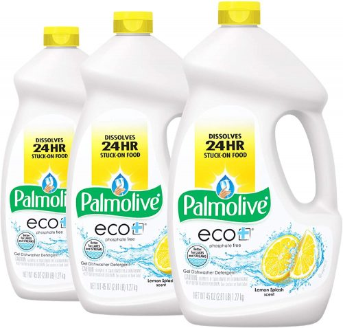 Palmolive Eco Dishwasher Detergent Gel
