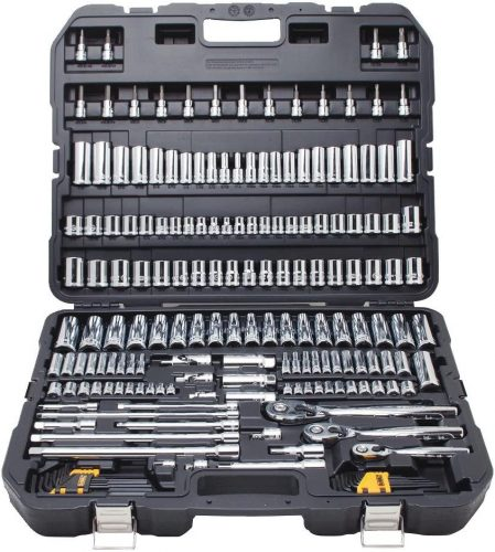 DEWALT Mechanics Tool Set, 192-Piece