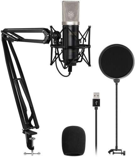 TONOR Cardioid Condenser Microphone