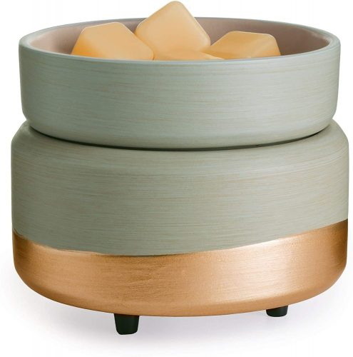 CANDLE WARMERS ETC 2-in-1 Fragrance Warmer