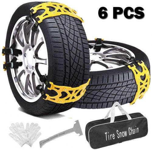 Buy plus Snow Tire Chains for Cars