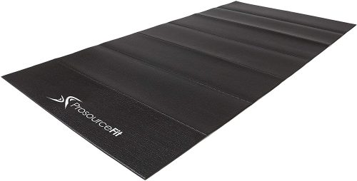 ProSource Fit Treadmill and Exercise Equipment Mat