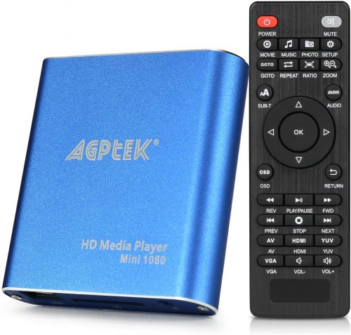 HDMI Media Player for TV