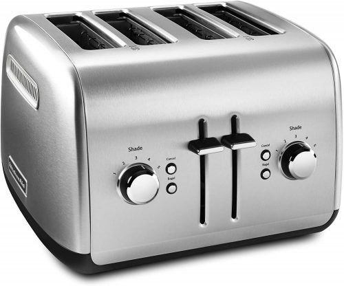 KitchenAid Refurbished 4-Slice Toaster