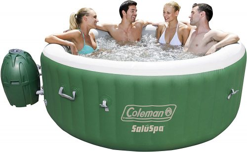 Coleman Lay-Z Spa