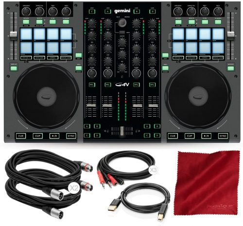 G4V 4- Channel Virtual DJ Controller - DJ Controller