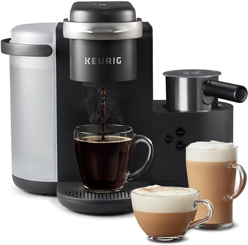 Keurig K-Café Single Serve Coffee, Latte, and Cappuccino Maker