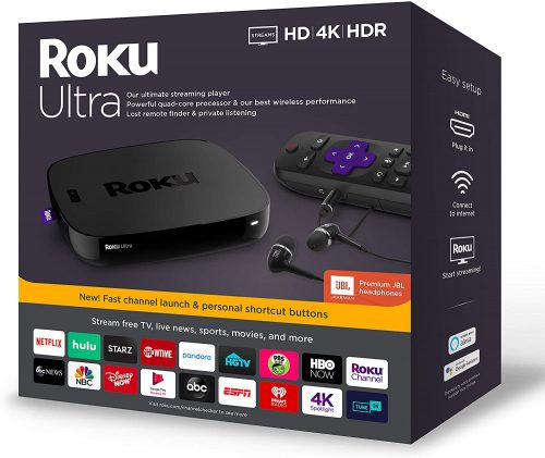 HDR/High Definition Media Player for TV