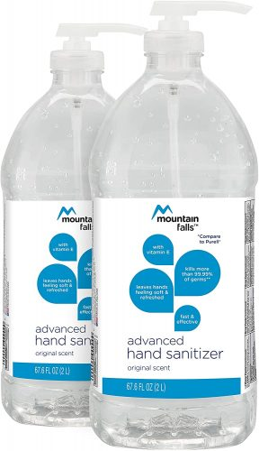 Mountain Falls Advanced Hand Sanitizer with Vitamin E