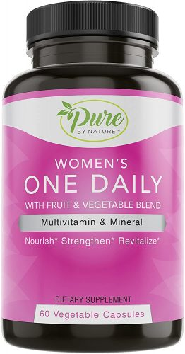 Pure by Nature One Daily Multivitamin for Women
