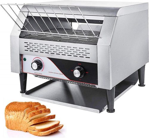 VEVOR 110V Commercial Conveyor Toaster