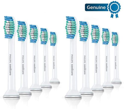 replacement Brush Heads Compatible with Philips Sonicare for Sensitive Teeth