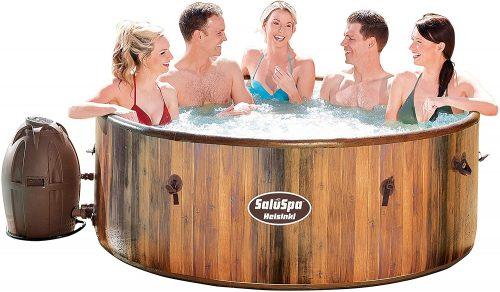 Bestway Helsinki AirJet Hot Tub, Bubbles Massage