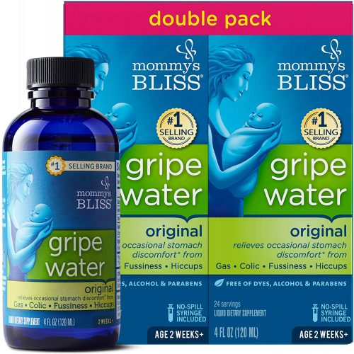 Mommy's Bliss - Gripe Water Original Double Pack