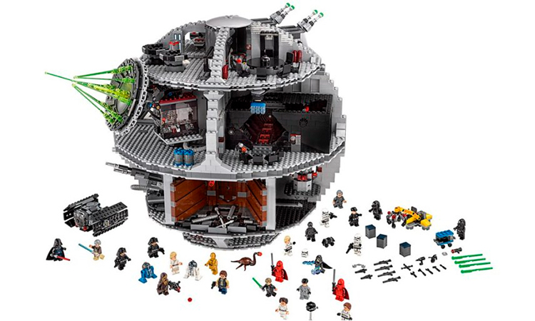 Lego Set with most pieces