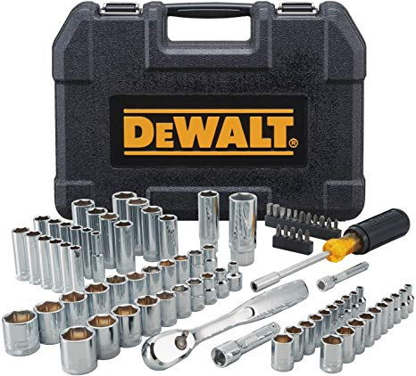 DEWALT Mechanic Tool Set