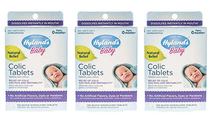 Hyland's Baby Colic Tablets