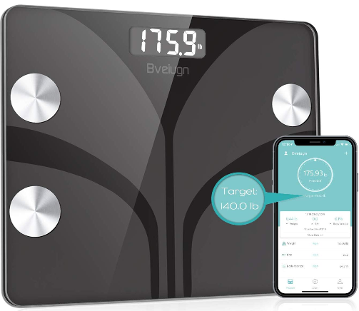 Digital Bathroom Weight Scale