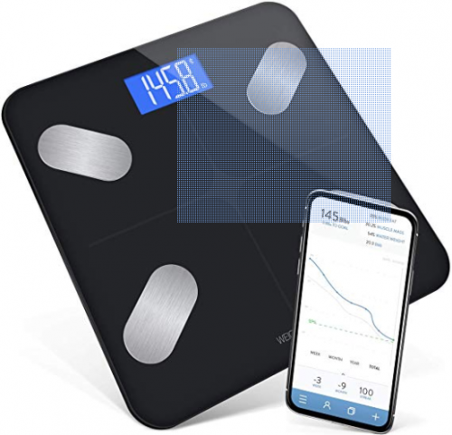 Body Fat Weighing Scale