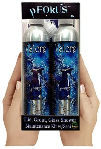 Valore - Shower Glass Cleaner & Sealer