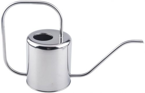 Fasmov Stainless Steel Watering Can - Modern Style Watering Pot