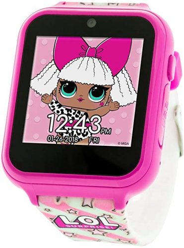 L.O.L Surprise Touch-Screen Smartwatch