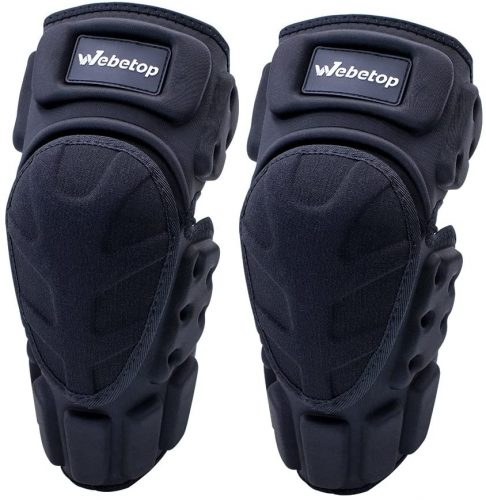 Webetop Motorcycle Elbow Guards Motocross Pads Dirt Bike Protective Gear